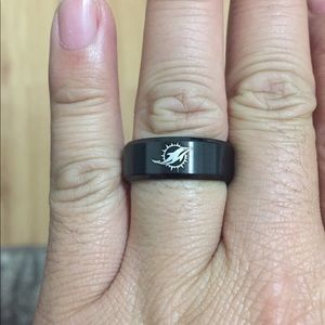 Other - Miami Dolphins Black Ring